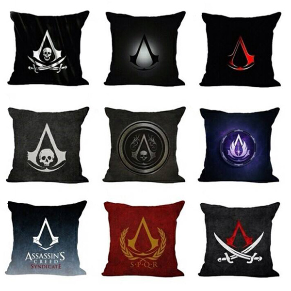 Μαξιλαροθήκη Assassin's Creed
