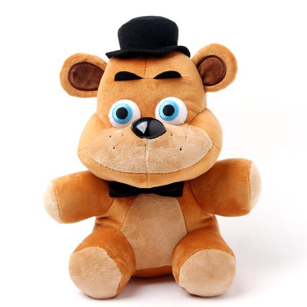 Λούτρινο Κουκλάκι Μεσαίο Freddy Five Nights Freddy's