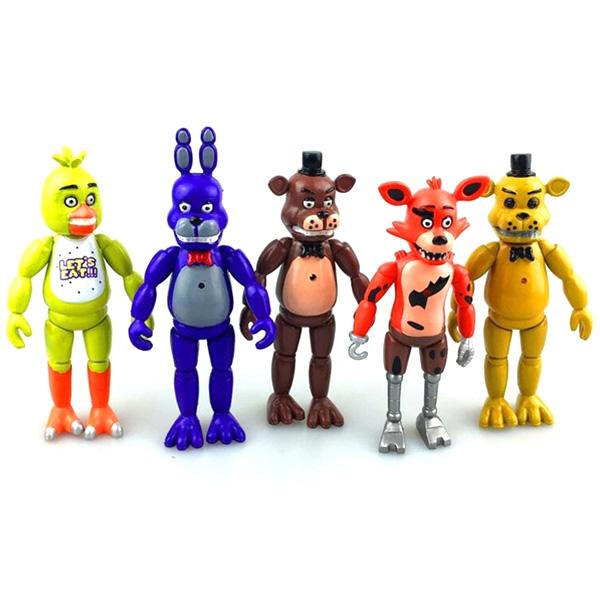 Φιγούρα Χαρακτήρων LED Five Nights Freddy's