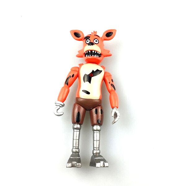 Five Nights at Freddy's - Φιγούρα Χαρακτήρων LED Golden Foxy