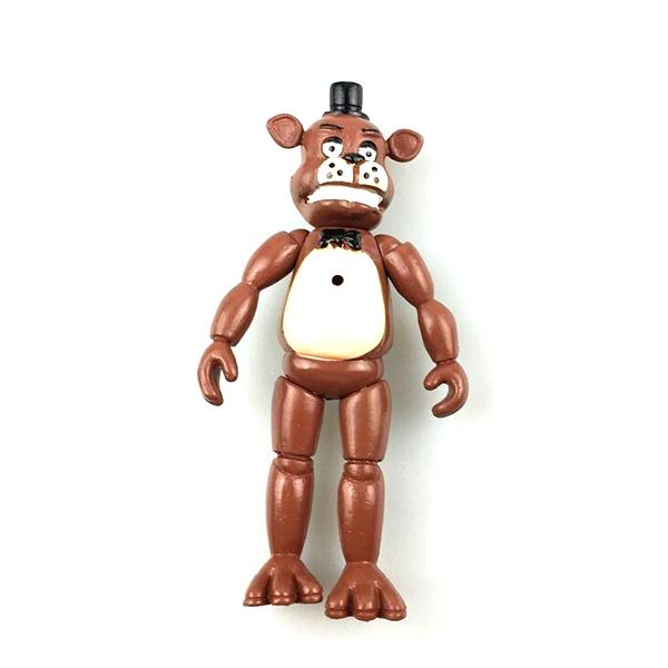 Five Nights at Freddy's - Φιγούρα Χαρακτήρων LED Freddy