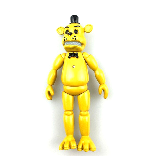 Five Nights at Freddy's - Φιγούρα Χαρακτήρων LED Golden Freddy
