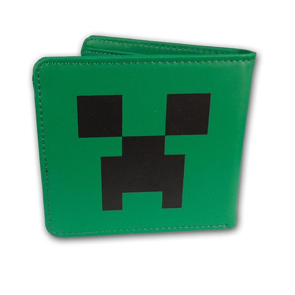 Minecraft - Πορτοφόλι Δερμάτινο Creeper