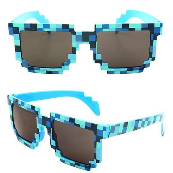 Minecraft - Γυαλιά Ηλίου Μπλε