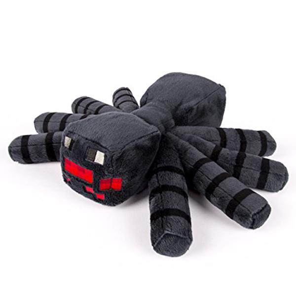 Λούτρινο Κουκλάκι Spider Minecraft