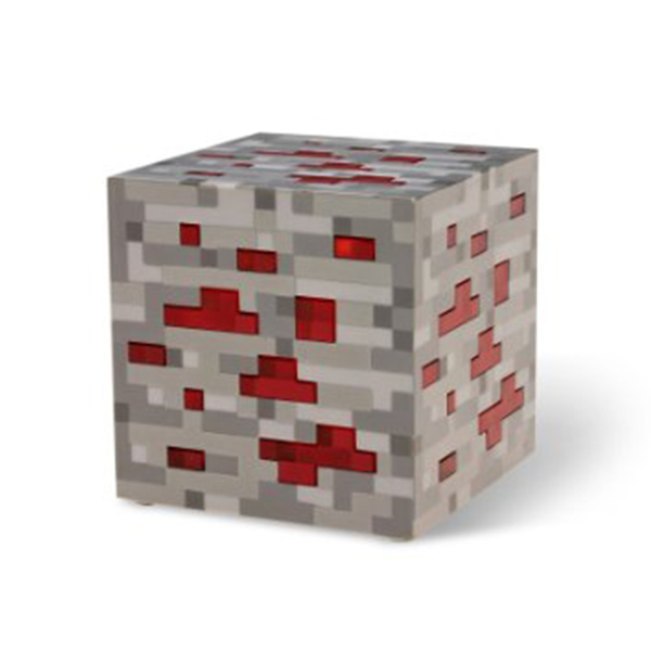 Φωτάκι Νύχτας LED Redstone - Minecraft