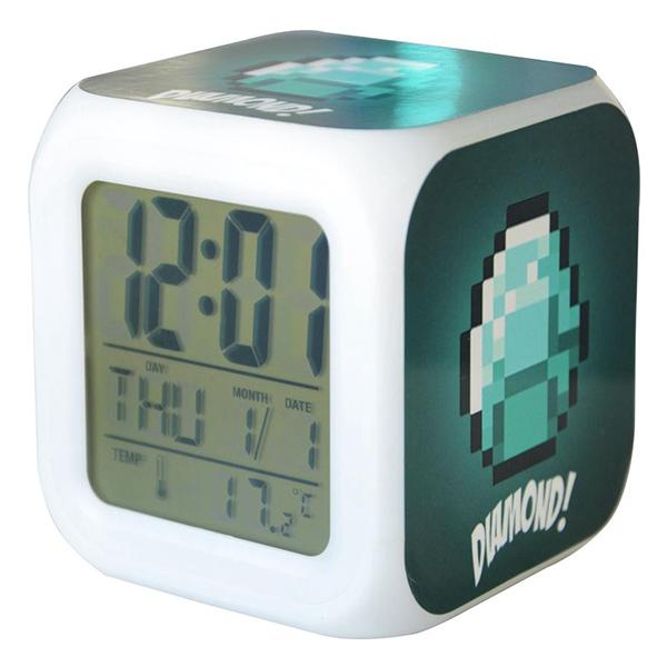Minecraft - Επιτραπέζιο Ρολόι