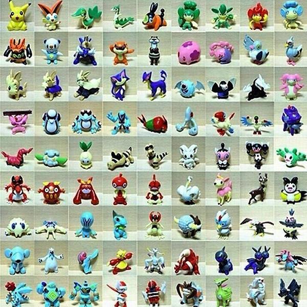 Μίνι Συλλεκτική Φιγούρα Pokemon