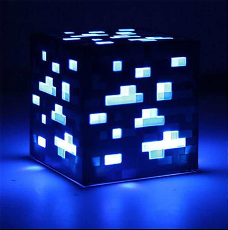 Minecraft - Φωτάκι Νύχτας LED Bluestone