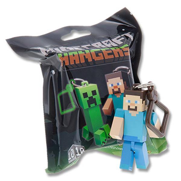 Minecraft - Μπρελόκ Σακουλάκι Έκπληξη