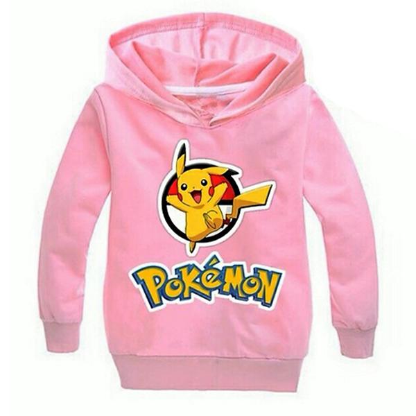 Φούτερ Ροζ - Pokemon