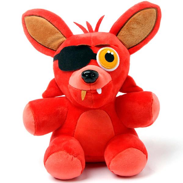 Λούτρινο Κουκλάκι Μεσαίο Foxy Five Nights Freddy's
