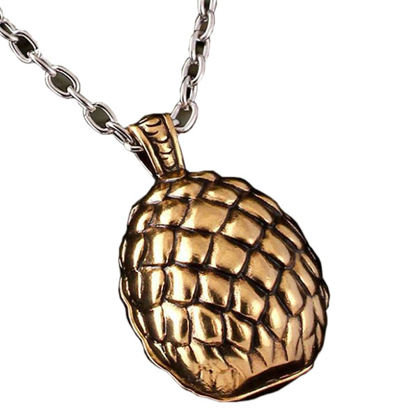 Μενταγιόν Dragon Golden Egg Game Thrones
