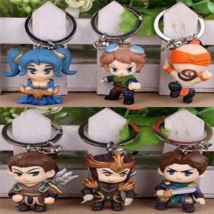 Μπρελόκ Χαρακτήρων League of Legends
