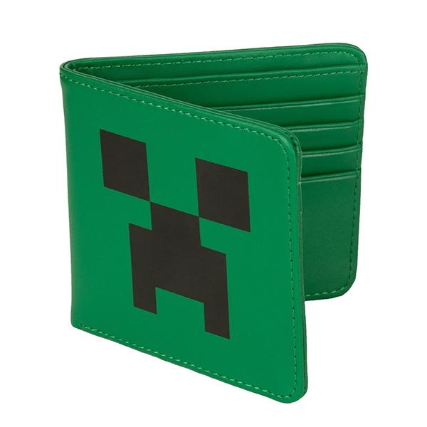 Δερμάτινο Πορτοφόλι Creeper Minecraft