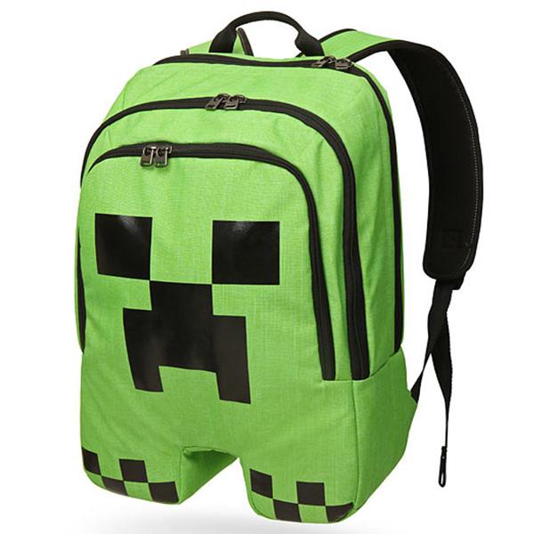 Σακίδιο Πλάτης Creeper Minecraft
