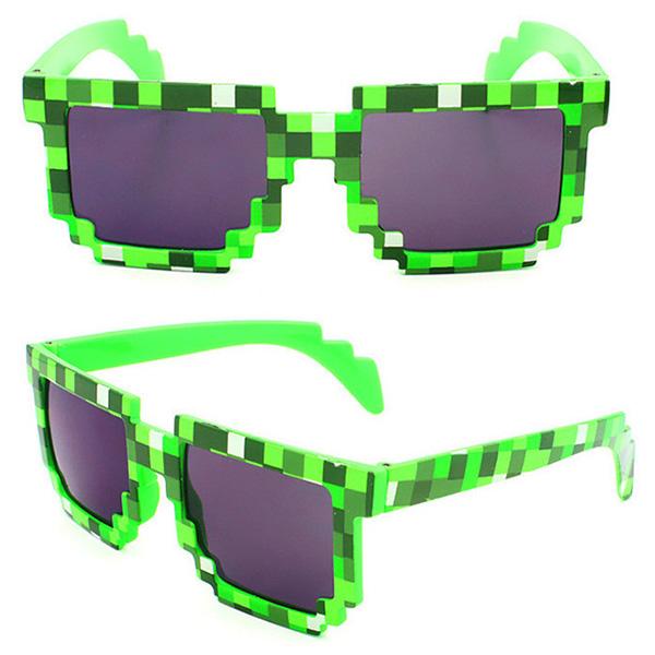 Minecraft - Γυαλιά Ηλίου Πράσινα