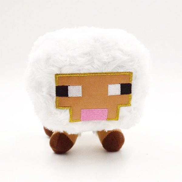 Λούτρινο Κουκλάκι Sheep Minecraft