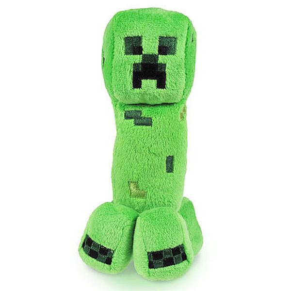 Λούτρινο Κουκλάκι Creeper Minecraft