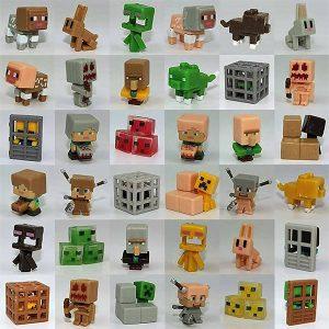 Μίνι Συλλεκτική Φιγούρα Minecraft