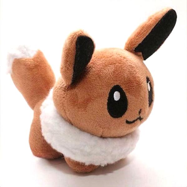 Λούτρινο κουκλάκι Eevee Pokemon