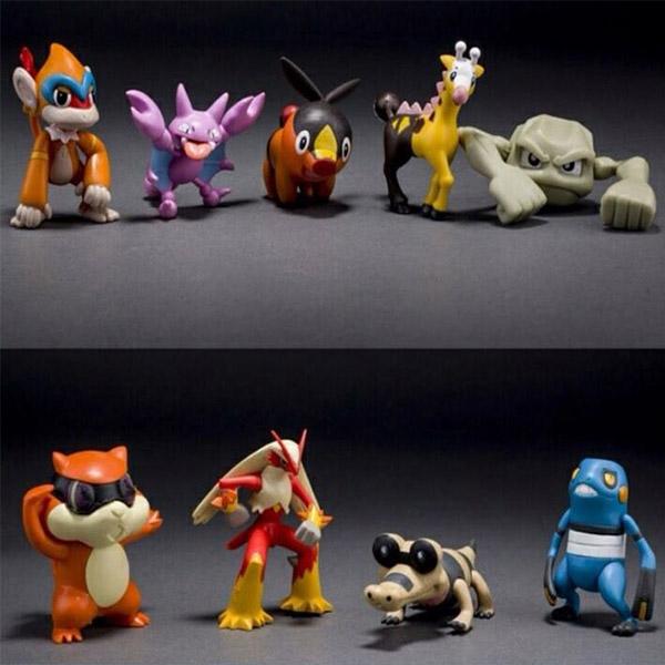 Pokemon - Μίνι Συλλεκτική Φιγούρα