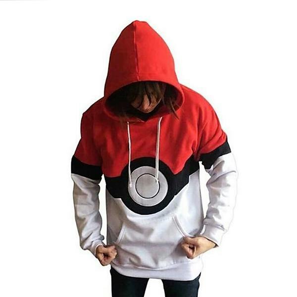 Φούτερ Κόκκινο Ομάδα Valor - Pokemon
