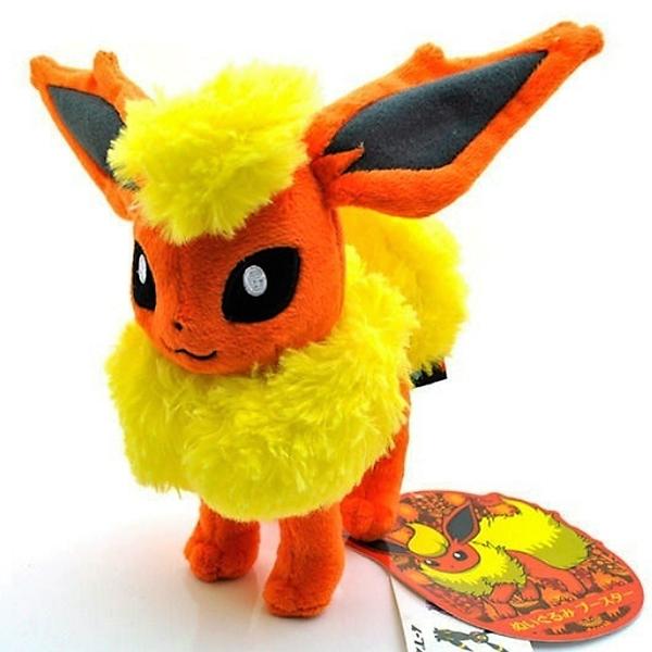 Λούτρινο Κουκλάκι Flareon - Pokemon