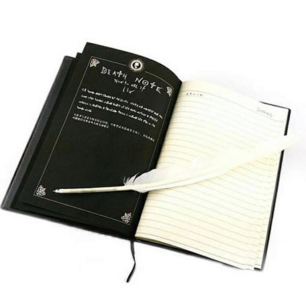 Σημειωματάριο - Death Note