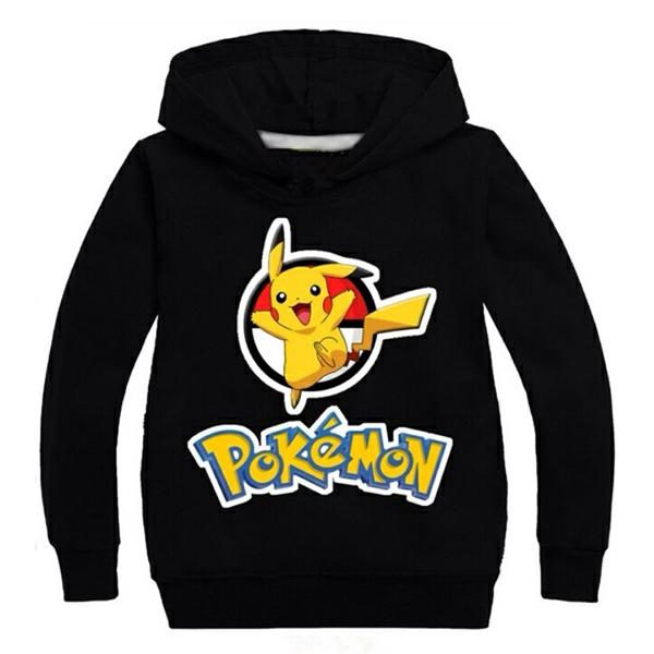 Φούτερ Μαύρο - Pokemon